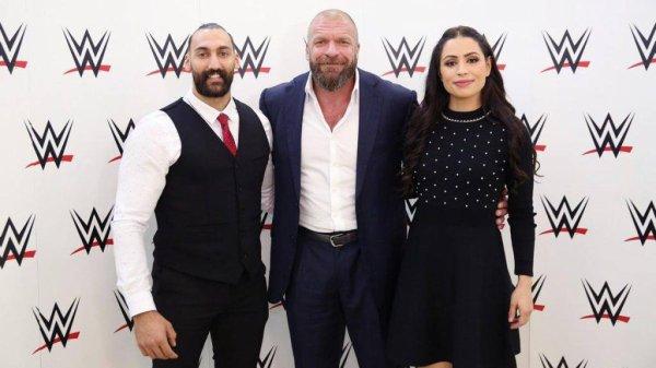 La WWE signe deux talents du Moyen Orient