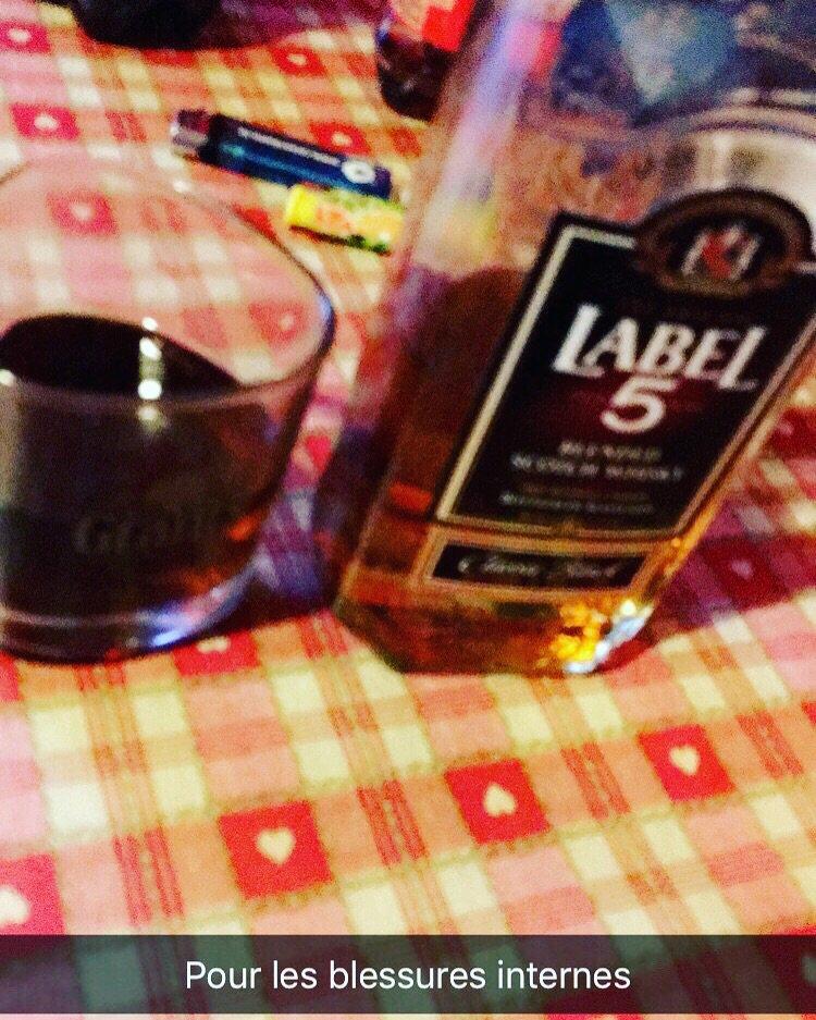 Alcoolique ???