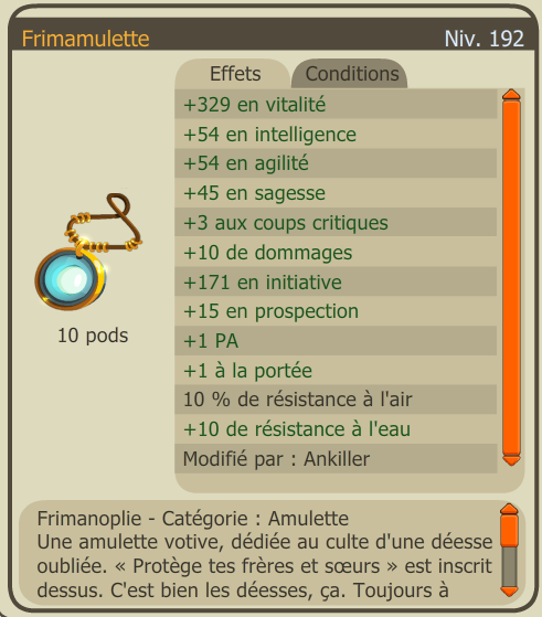 FM de Frimamulette
