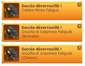 Des succès toujours des succès