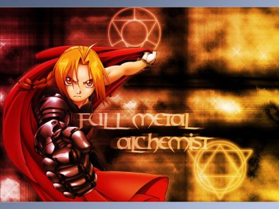 Full metal alchimist !