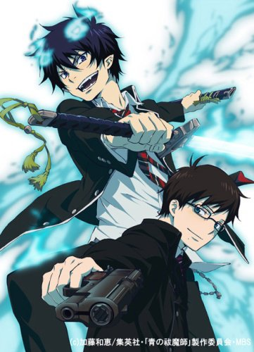 Ao no exorcist !!!
