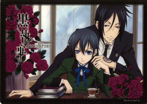 Black butler (Kuroshitsuji) !!!!