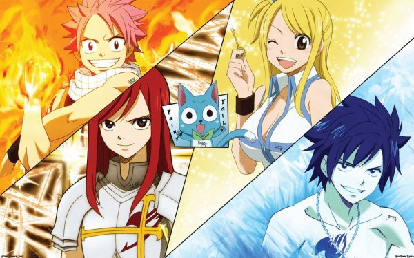 Fairy tail !!