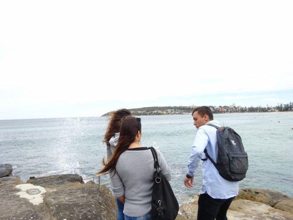 Notre 3éme week-end  à Sydney