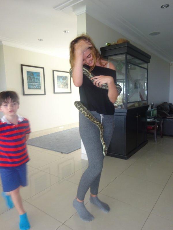 La belle vie continue en Australie!