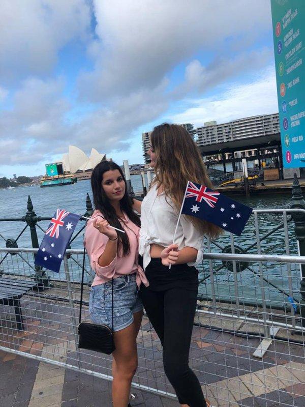 La fin de Sydney!