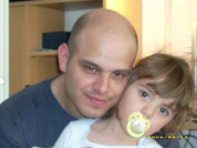 Mon Père Et Ma Soeur Quand Elle Etais Petite.