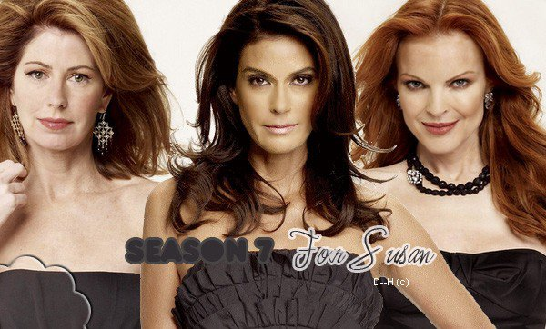 . Desperate Housewives . Spécial Susan