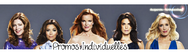 . Desperate Housewives