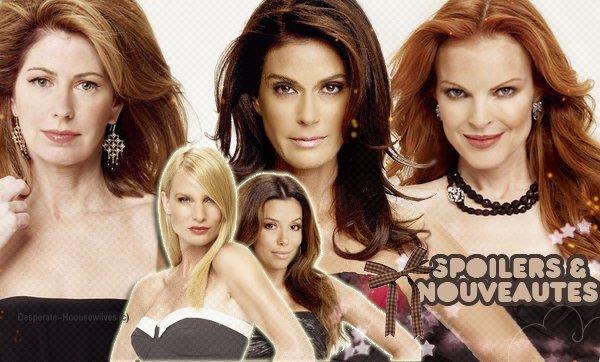 . Desperate Housewives . Nouveauté sur la saison 7