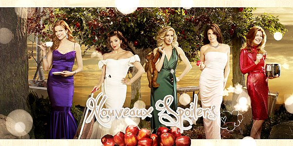 Desperate Housewives . Spécial saison 8