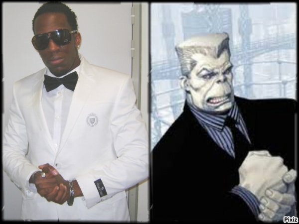 VINCE DIDDY OU VINCE S.THOMPSON LINCOLM