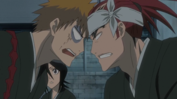 Ichigo and Renji !! ^^ <3