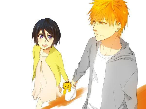 Ichi Ruki love .. Forever