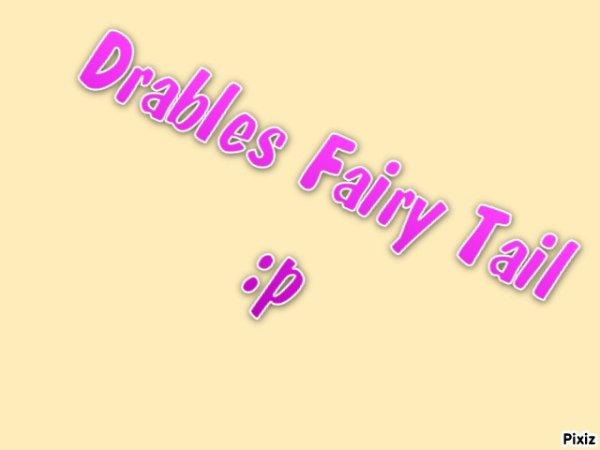 Drabbles N°1 et 2