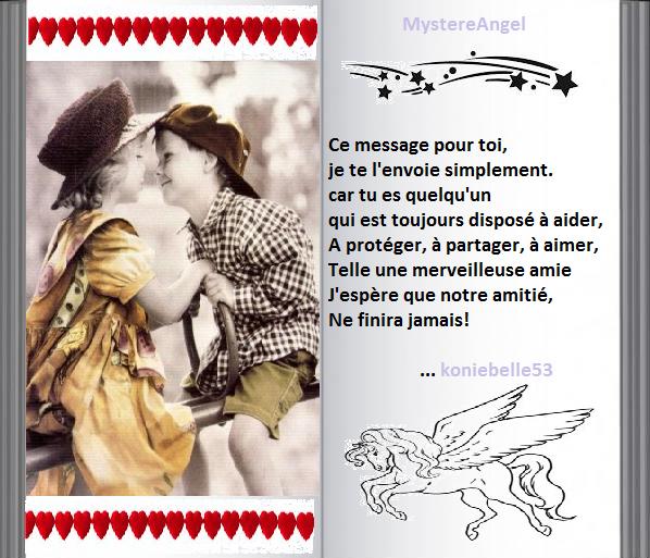 IMAGES ET MOTS RECU DE KONIEBELLE53
