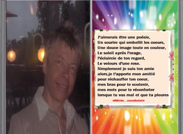 DES JOLIES MOTS DE MON AMIE