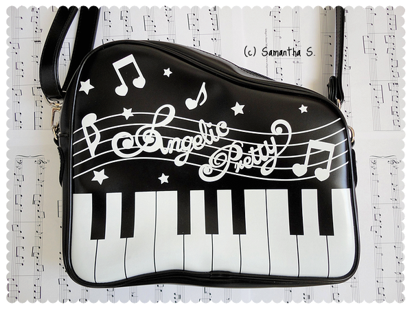 Fancy Melody shoulder bag
