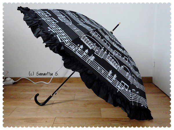 Musical Umbrella