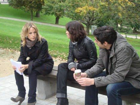 tournage du prime-time tourné en Belgique