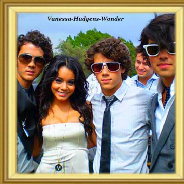 Vanessa Hudgens et les Jonas Brothers, bientôt récompensés pour leurs bonnes actions