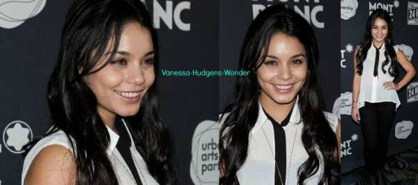 Look de Vanessa Hudgens : Trop sexy sur le red carpet à New York !