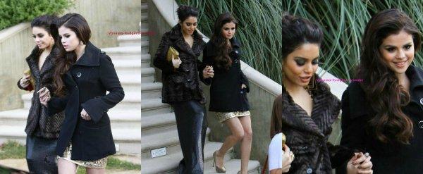 Selena Gomez et Vanessa Hudgens, les meilleures amies plus proches que jamais ?