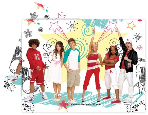 Vanessa Hudgens : Elle souhaite réunir l'équipe de High School Musical à nouveau !