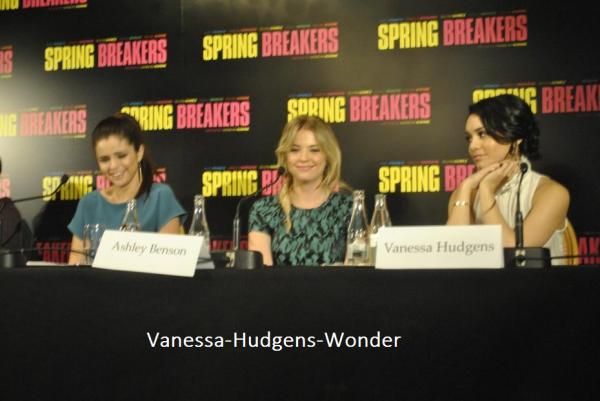 Selena Gomez,Vanessa Hudgens, toute l'équipe de Spring Breakers se livre !