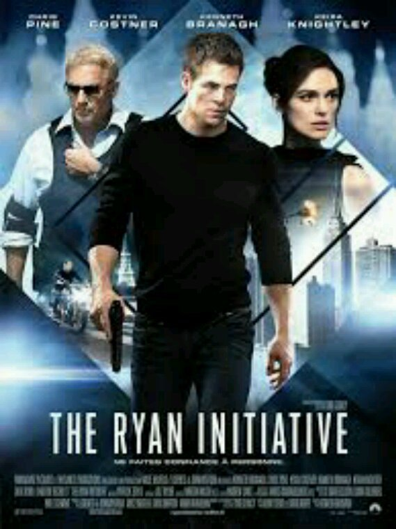 The ryan initiative kevin costner
