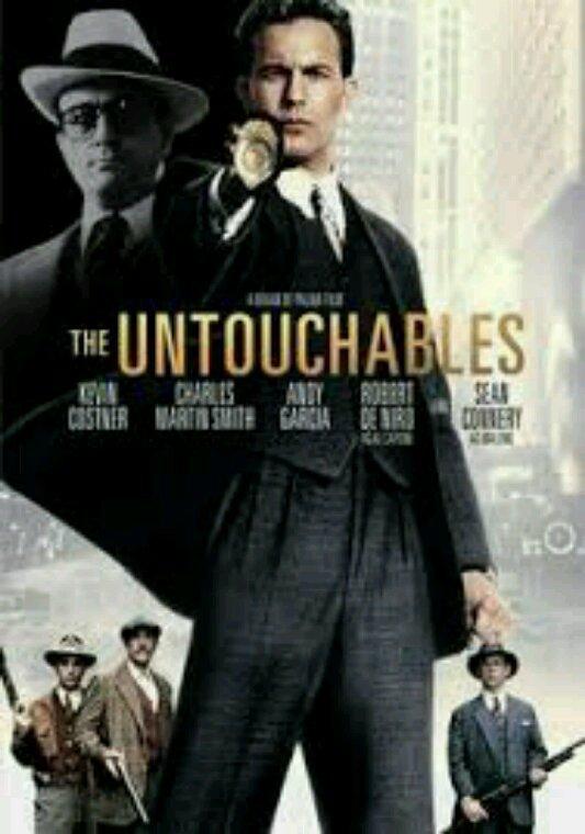 The untouchables avec kevin costner