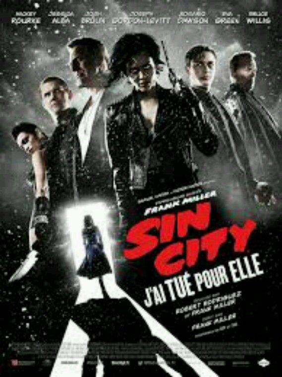 Sin city bruce willis