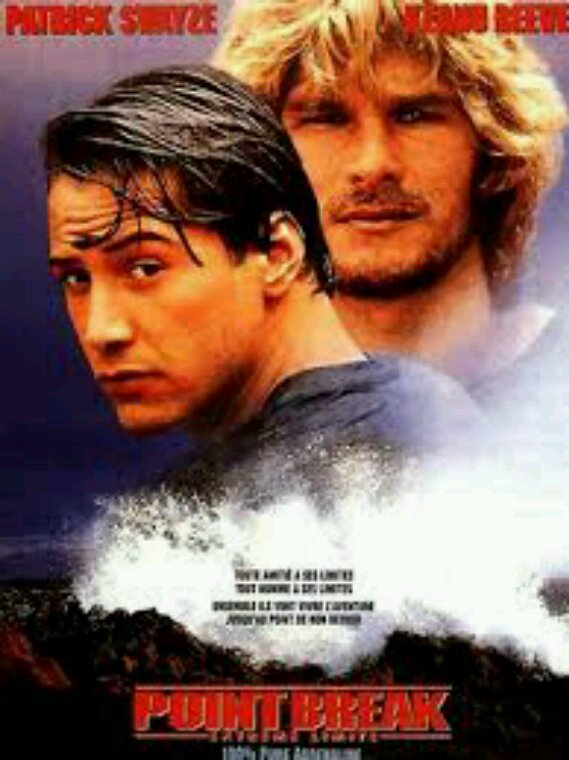 Point break 1 et 2