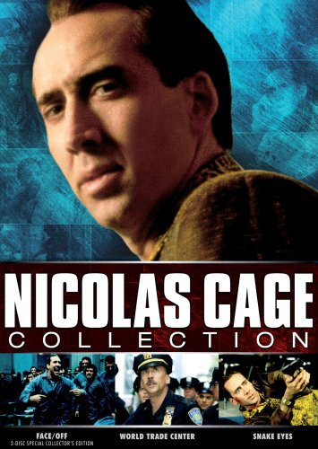 coffret film de Nicolas Cage