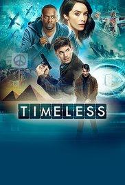 timeless nouvelle série