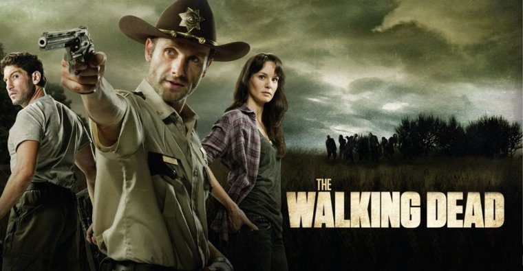 walking dead la série que je kiffe le plus