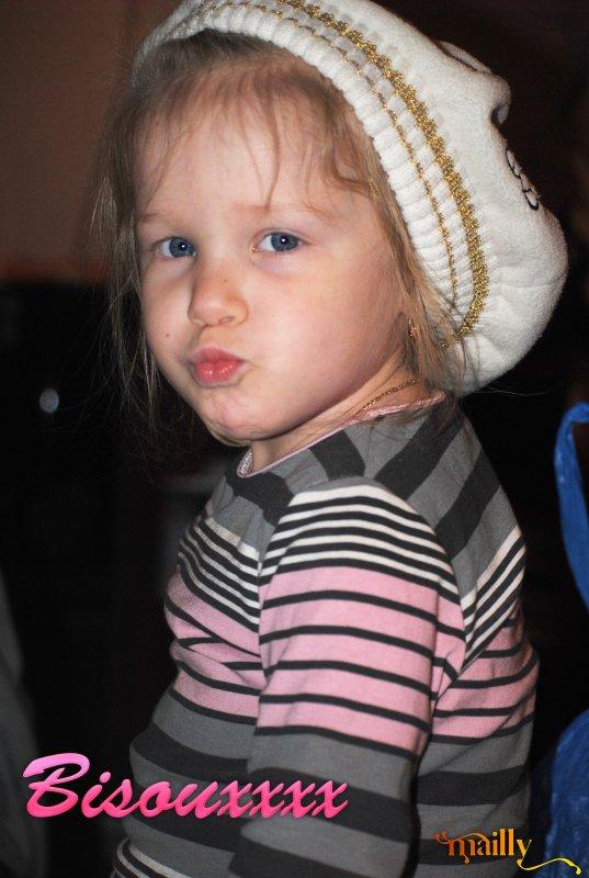 Ma tite princesse Mailly ma fieulle