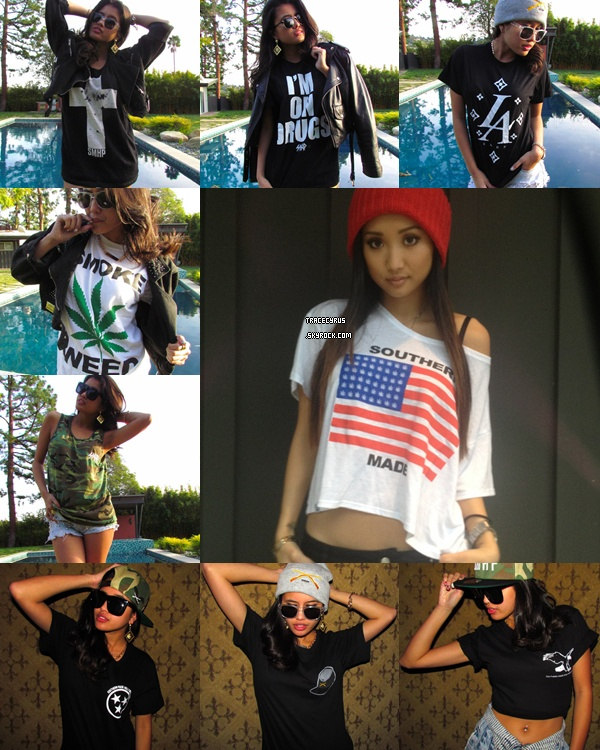 . S M H P new clothing line for girls. .
