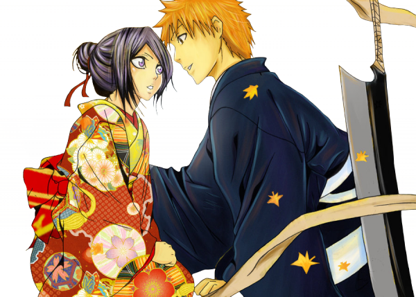 ichigo et rukia *-*