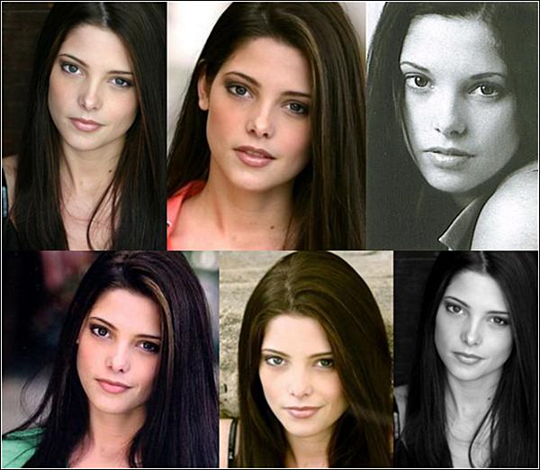 .  2004 |  Découvrez quelques portraits d'Ashley beaucoup plus jeune !  Alors, vous la préférez comme avant ou comme aujourd'hui ? Moi, je la trouve très jolie ici avec un peu plus de joues.  .