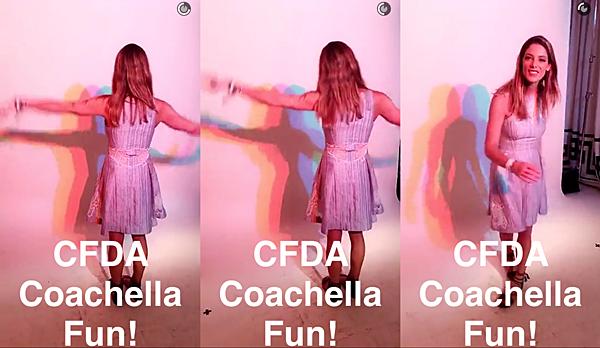 .  16 & 17.04.2016 |  Ashley et ses amies ont posté pleins de photos du festival de Coachella !  Découvrez donc plusieurs photos Instagram de la belle avec ses amies dont Joseph Chase qui est coiffeur, et voyez aussi une photo avec Ashley dans les bras de Paul ! Ils sont trop choux tous les deux. Dans la journée, la belle a posté deux vidéos sur snapchat ! Découvrez donc quelques captures que j'ai pu faire :) Je ne sais toujours pas comment les gens font pour récupérer les vidéos en entière et les mettre sur YouTube donc en attendant, j'espère que les captures d'écran ne vous dérange pas trop :S   .