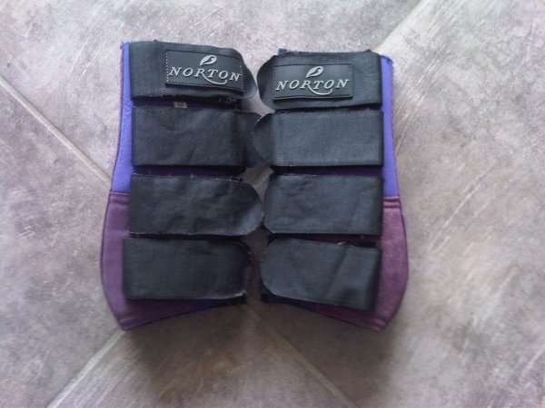 Protection de Cross violette Norton :)