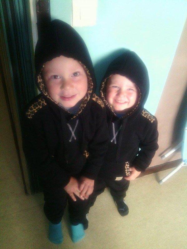 <3 Mes baby's Kellan & Kelvin <3