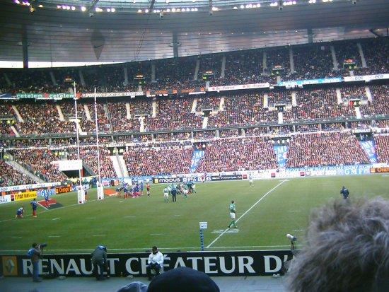 france irlande 2002 au stade de france