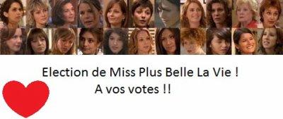 Election Miss Plus Belle La Vie