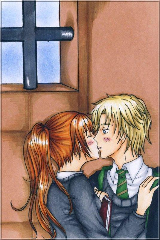 """""""L'ennui, c'est que les humains ont un don pour désirer ce qui leur fait le plus mal."""" Albus Dumbledore à Harry , Harry Potter à l'école des Sorcier ."""