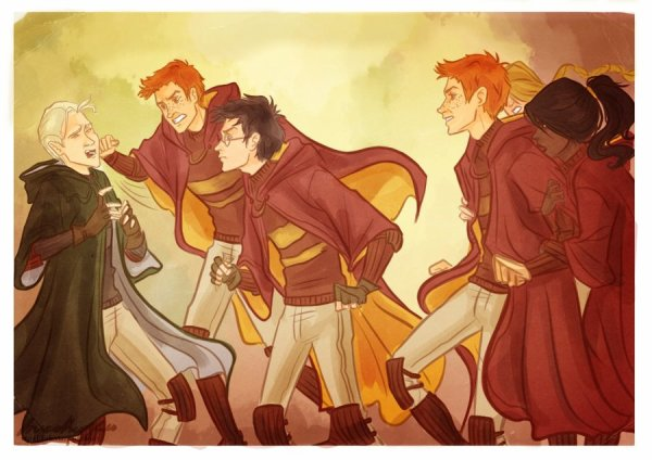 """""""Les conséquences de nos actions sont toujours si complexes, si diverses, que prévoir l'avenir est une entreprise bien difficile."""" Albus Dumbledore. Harry Potter est le prisonnier d'Azkaban."""