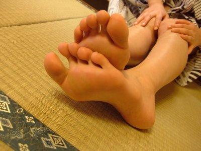 les pieds de noemie