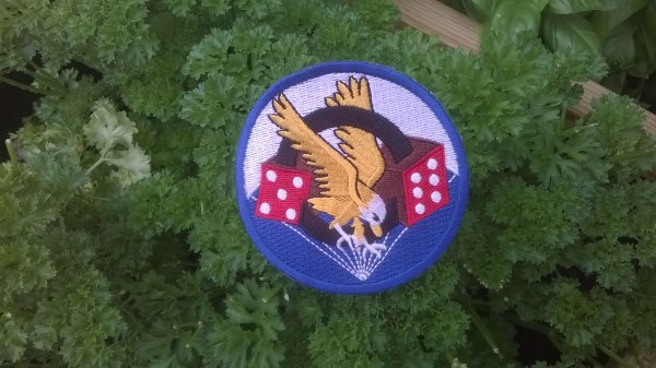 Patch US 506 p.i.r